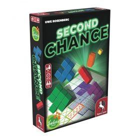 Настолна игра Second Chance - Second Edition