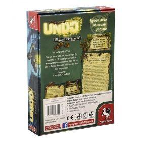 Настолна игра UNDO - Forbidden Knowledge