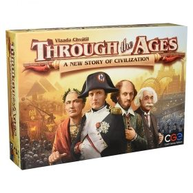 Настолна игра Through the Ages - A New Story of Civilization