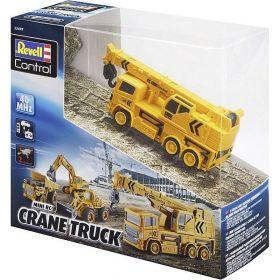 Строителен камион с кран Revell, С дистанционно управление