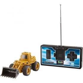 Строителен камион - багер Revell, С дистанционно управление