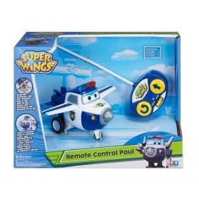 Самолет с дистанционно управление Super WIngs Paul, Auldey
