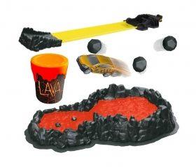 Комплект  Adventure Force кола с изстрелвачка, Лава