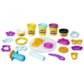 Комплект с пластелин Play-doh Shape & Style