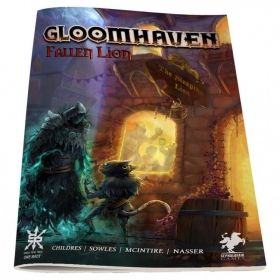 Комикс Gloomhaven - Fallen Lion