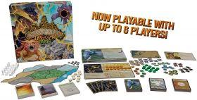 Разширение за Spirit Island - Jagged Earth