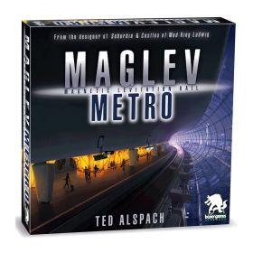 Настолна игра Maglev Metro