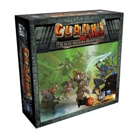 Настолна игра Clank! In! Space! - A Deck-Building Adventure