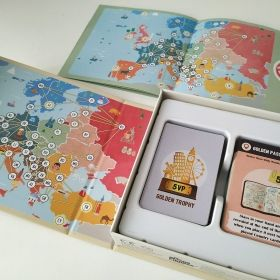 Настолна игра Travelin' New Edition