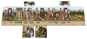 Настолна игра Raiders of Scythia
