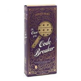 Настолна игра Professor Puzzle - The Case of the Code Breaker