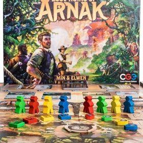 Настолна игра Lost Ruins of Arnak