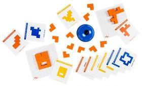 Настолна игра Professor Puzzle - Shape Shift