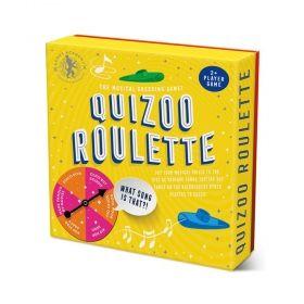 Настолна игра Professor Puzzle - Quizoo Roulette