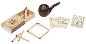 Логически пъзел Professor Puzzle - The Case of the Smoking Pipe