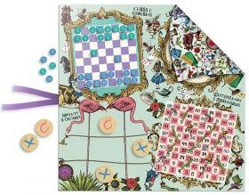 Комплект игри Professor Puzzle - Парти постелката на Алиса