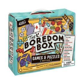 Комплект класически настолни игри Professor Puzzle - Кутия за скука