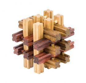 Дървен логически пъзел Professor Puzzle - Emperor's Lock
