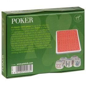 Комплект за покер Piatnik