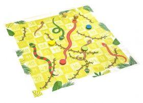 Настолна игра Professor Puzzle - Giant Snakes and Vines
