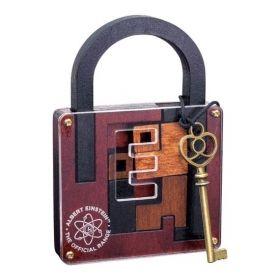Логически пъзел Professor Puzzle - Einstein's Lock