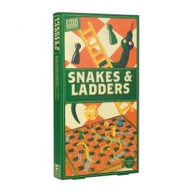 Настолна игра Professor Puzzle - Snakes and Ladders