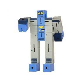 Дървен 3D пъзел Professor Puzzle - Robot