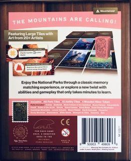 Настолна игра PARKS Memories - Mountaineer