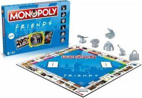 Настолна игра Monopoly/Монополи - Приятели, БГ издание