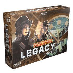 Настолна игра Pandemic Legacy - Season 0