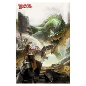 Постер Dungeons & Dragons - Adventure