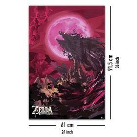 Постер The Legend of Zelda - Breath Of The Wild