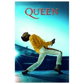 Постер Queen - Live at Wembley