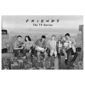 Постер F.R.I.E.N.D.S. - The TV Series