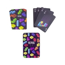 Карти за игра Tetris