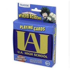 Карти за игра My Hero Academia - U.A. Highschool