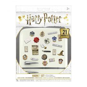 Комплект магнити Harry Potter - Magnet Set, 21 броя