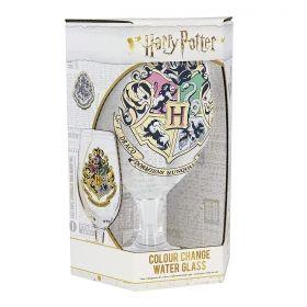 Стъклена чаша Harry Potter - Hogwarts, с термоефект