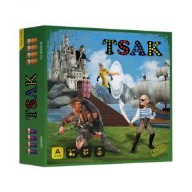 Настолна игра TSAK - Кутия А (Зелена)