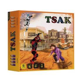 Настолна игра TSAK - Кутия Б (Жълта)