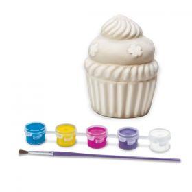Творчески комплект 4M - Нарисувай си касичка кексче