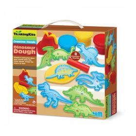 Творчески комплект 4M - Форми динозаври