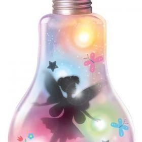Творчески комплект 4M - Направи си крушка с фея