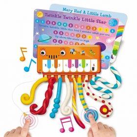 Творчески комплект 4M - Пиано с тесто