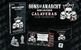 SONS OF ANARCHY - MEN OF MAYHEM - CALAVERAS - CLUB EXPANSION