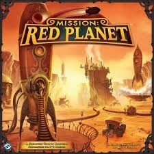 MISSION: RED PLANET - 2nd Edition