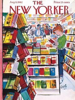 Пъзел от 1000 части New York Puzzle - Книжарницата, Артър Гец
