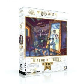Пъзел от 1000 части New York Puzzle - Хари Потър, Огледалото Еиналеж