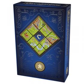 Настолна игра Carcassonne - Юбилейно издание, 20г. Каркасон
