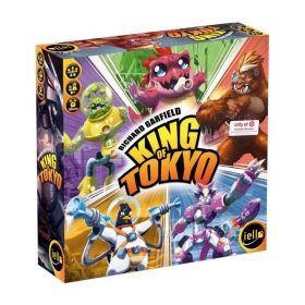 Настолна игра  King of Tokyo (2nd Edition)